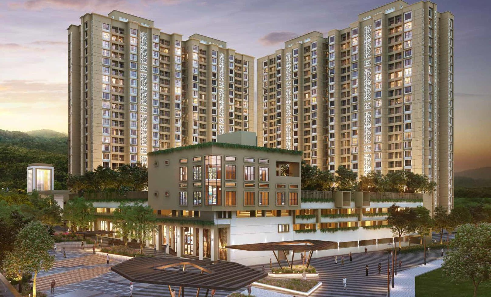 Godrej Green Cove
