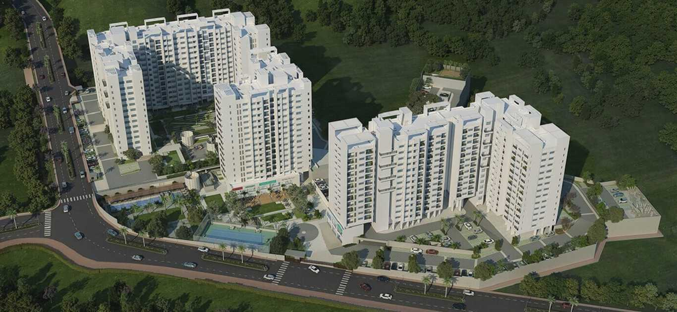 Godrej Woods City